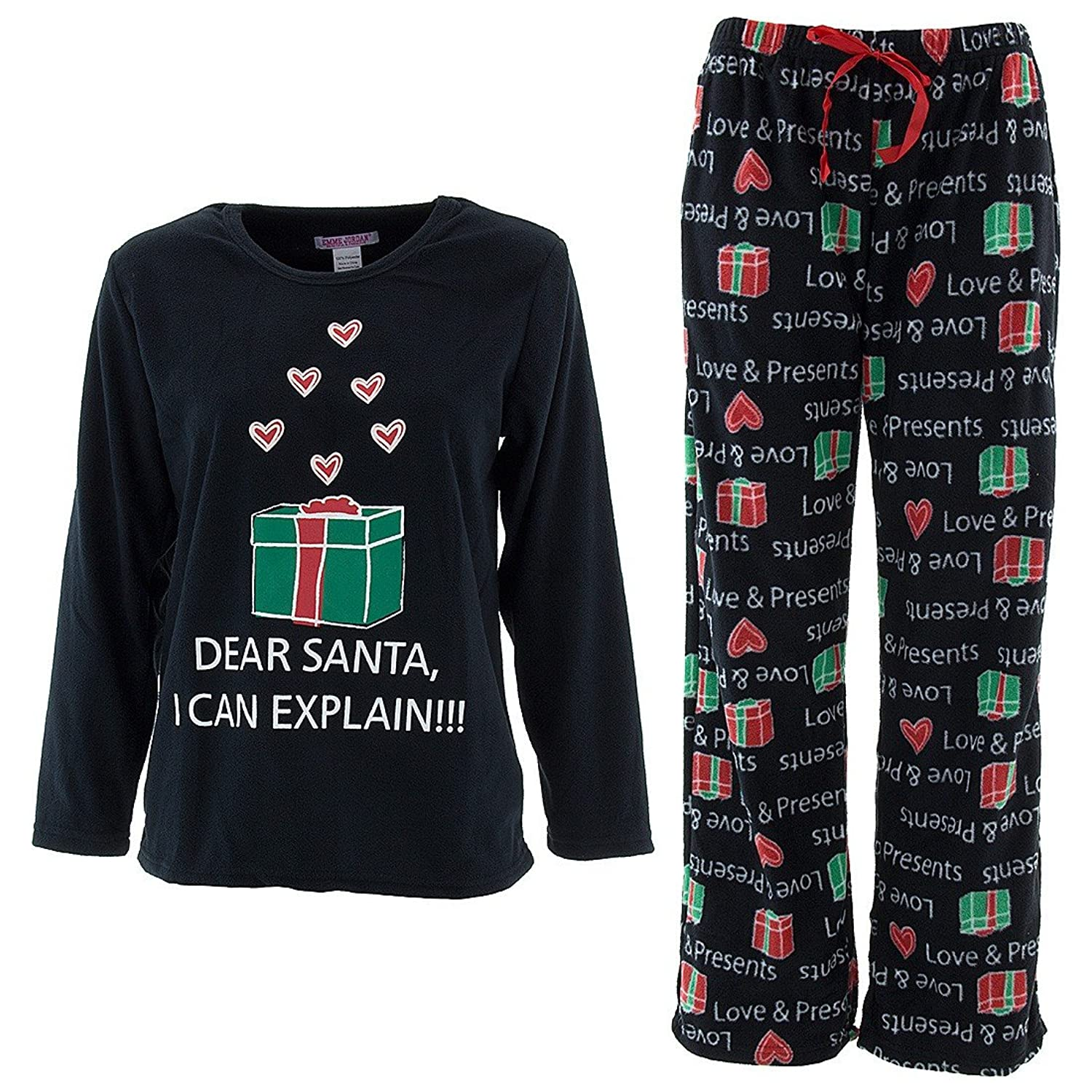 Love and Presents Women's Pajamas
