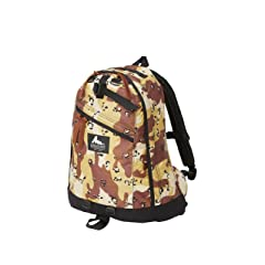 Day Pack Silver Tag: Chocolate Chip Camo