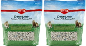 Kaytee Small Animal Critter Litter, 4-Pound 2 Pack