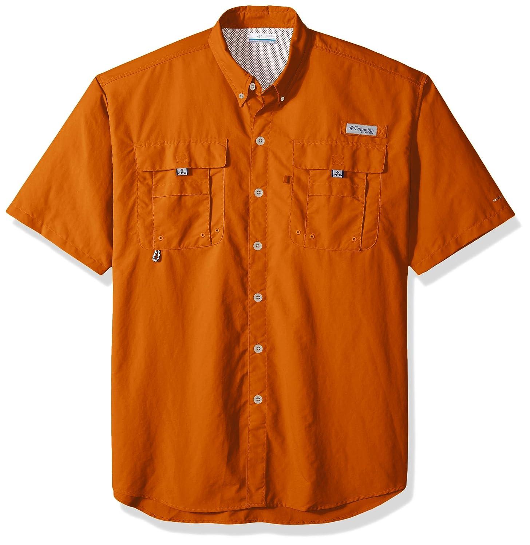 Columbia Bahama Ii Big & Tall Short Sleeve Shirt