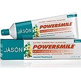 Jason Natural Products Power Smile Toothpaste Vanilla Mint, 6 oz.