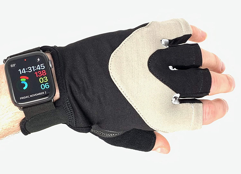 PowerHouse Fitness Apple Watch Gym Gloves