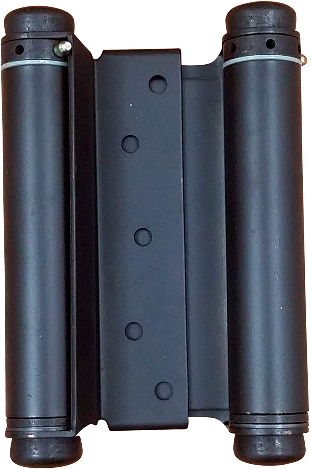 Sold Individually Hinge Outlet Double Action Spring Hinge 5 Inch Oil Rubbed Bronze for Cafe Saloon Doors
