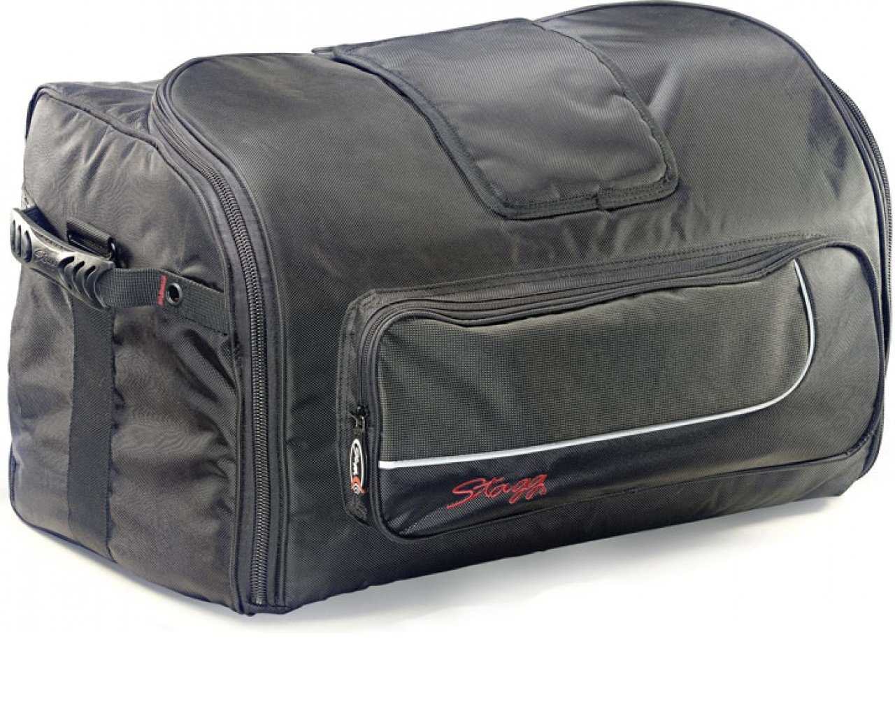 Stagg SPB-10 Padded Nylon Carrier Bag for 10-Inch Molded Speaker - Black