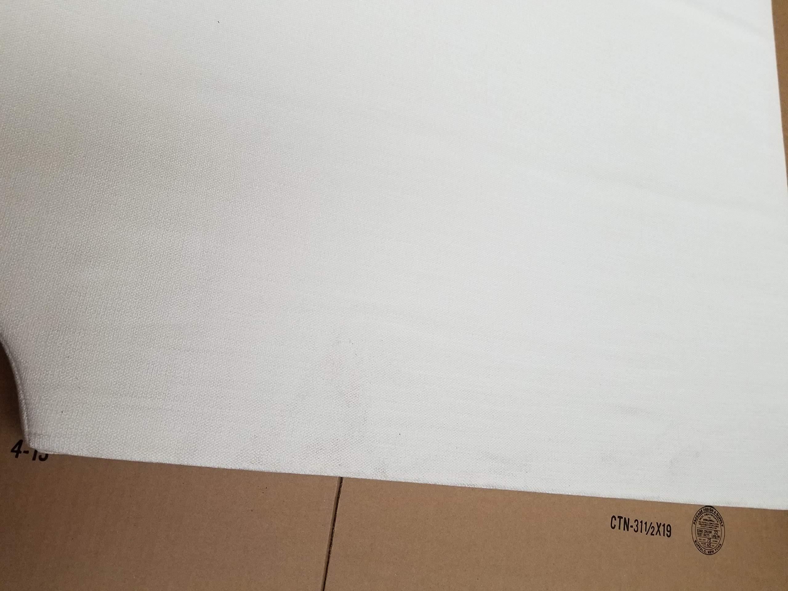 DIY Headboard - College Bedding Headboard (Dirty Edges)