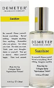 Demeter Sunshine Cologne Spray, 120ml
