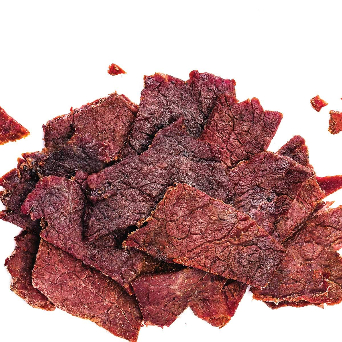 Perky Jerky Truffle and Thyme Wagyu Beef Jerky, 2.2 oz (Pack of 8) High-Protein Snack-12g of Protein-Keto, Paleo, Soy & Gluten-Free, No Added Sodium Nitrites/Nitrates-Tender and Flavorful Beef Jerky by Perky Jerky (Image #9)