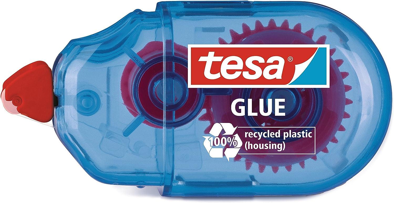 59814-Linguette Tesa-Nastro correttore Mini blu colore