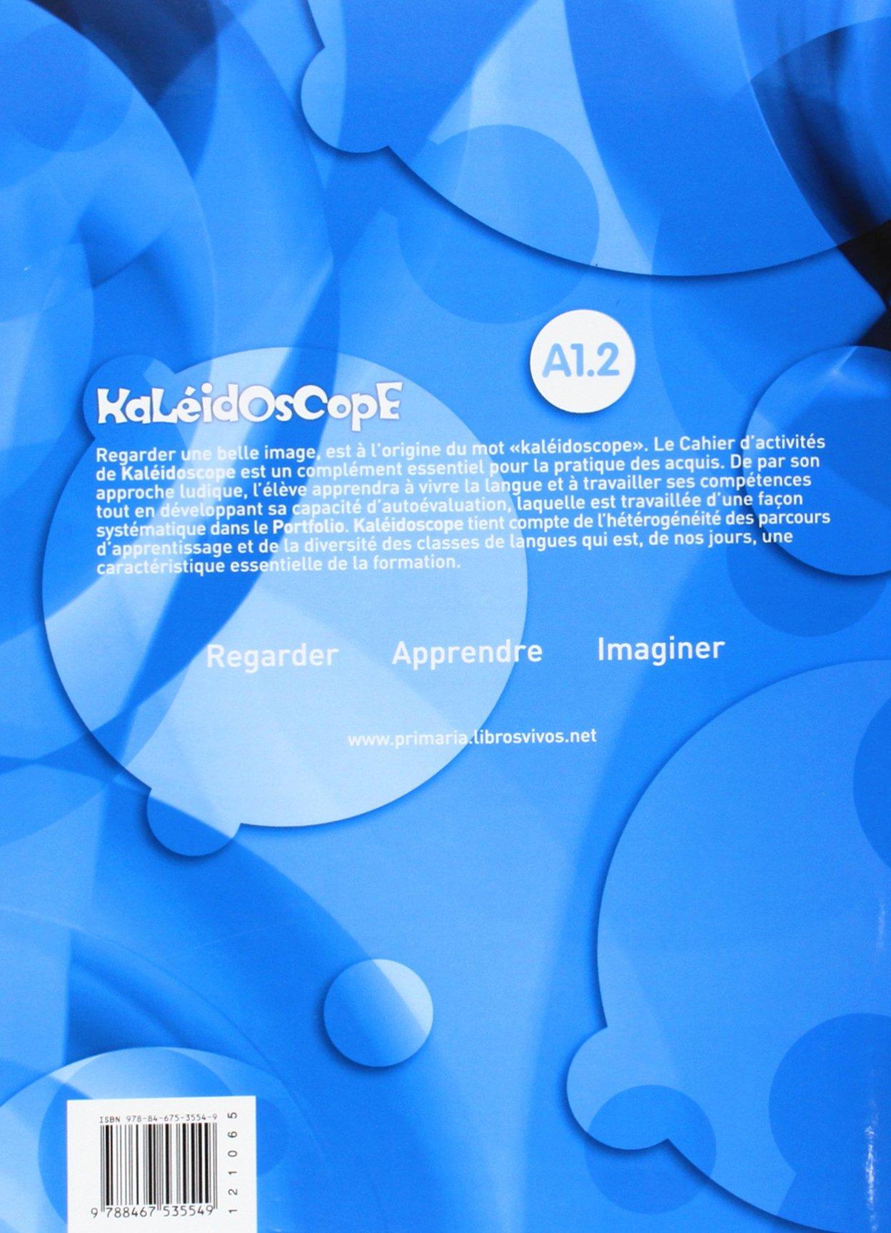 Kaleidoscope 2: Cahier d activités. Portfolio. 6 Primaria: Equipo de  Idiomas de Ediciones SM: 9788467535549: Amazon.com: Books