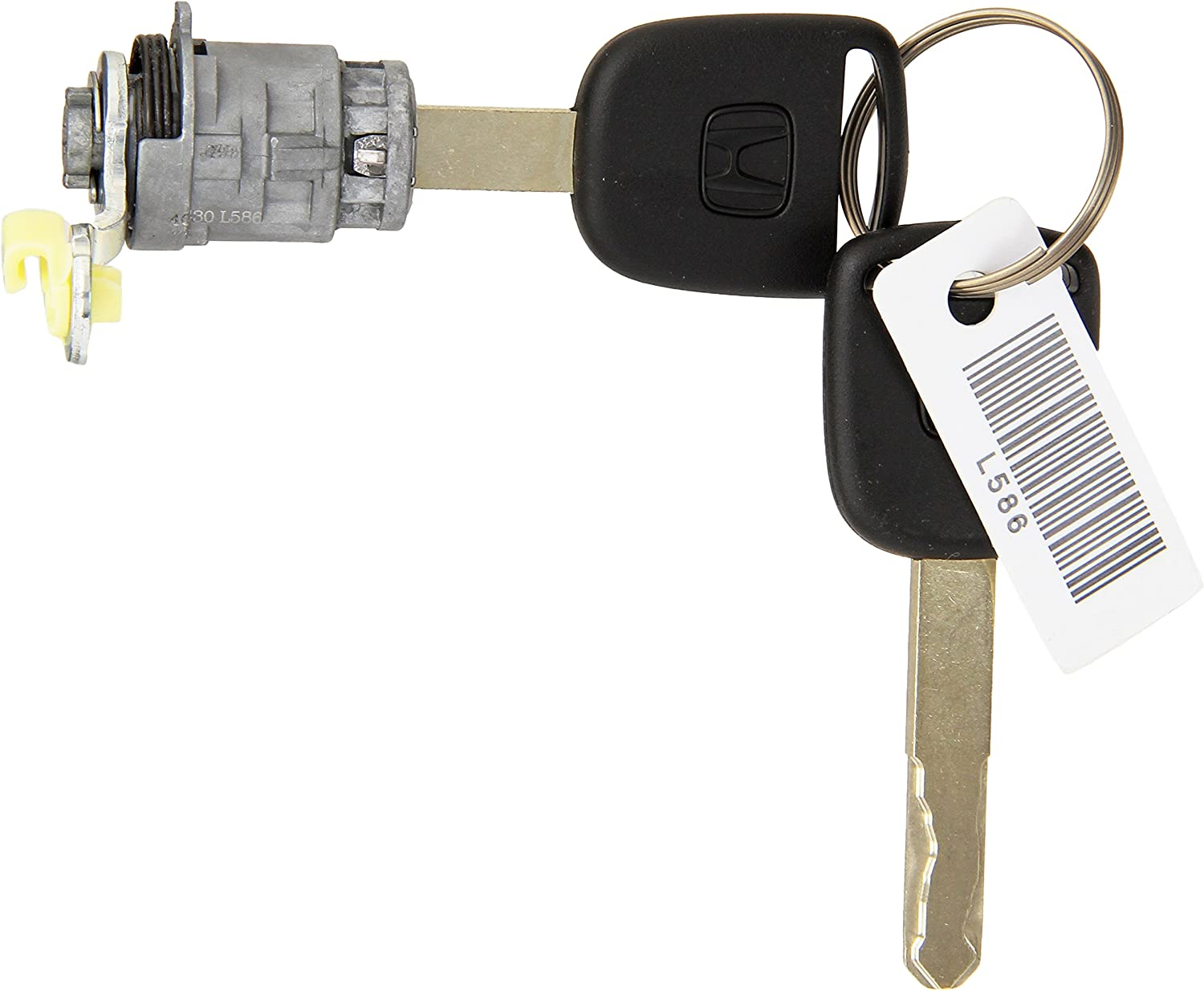 99-04 Odyssey L//R Door Lock Cylinder Recode Rekey To Match Your Current Old Existing Key Fits Honda 98-02 Accord 72185-S9A-013 00-09 S2000 01-05 Civic
