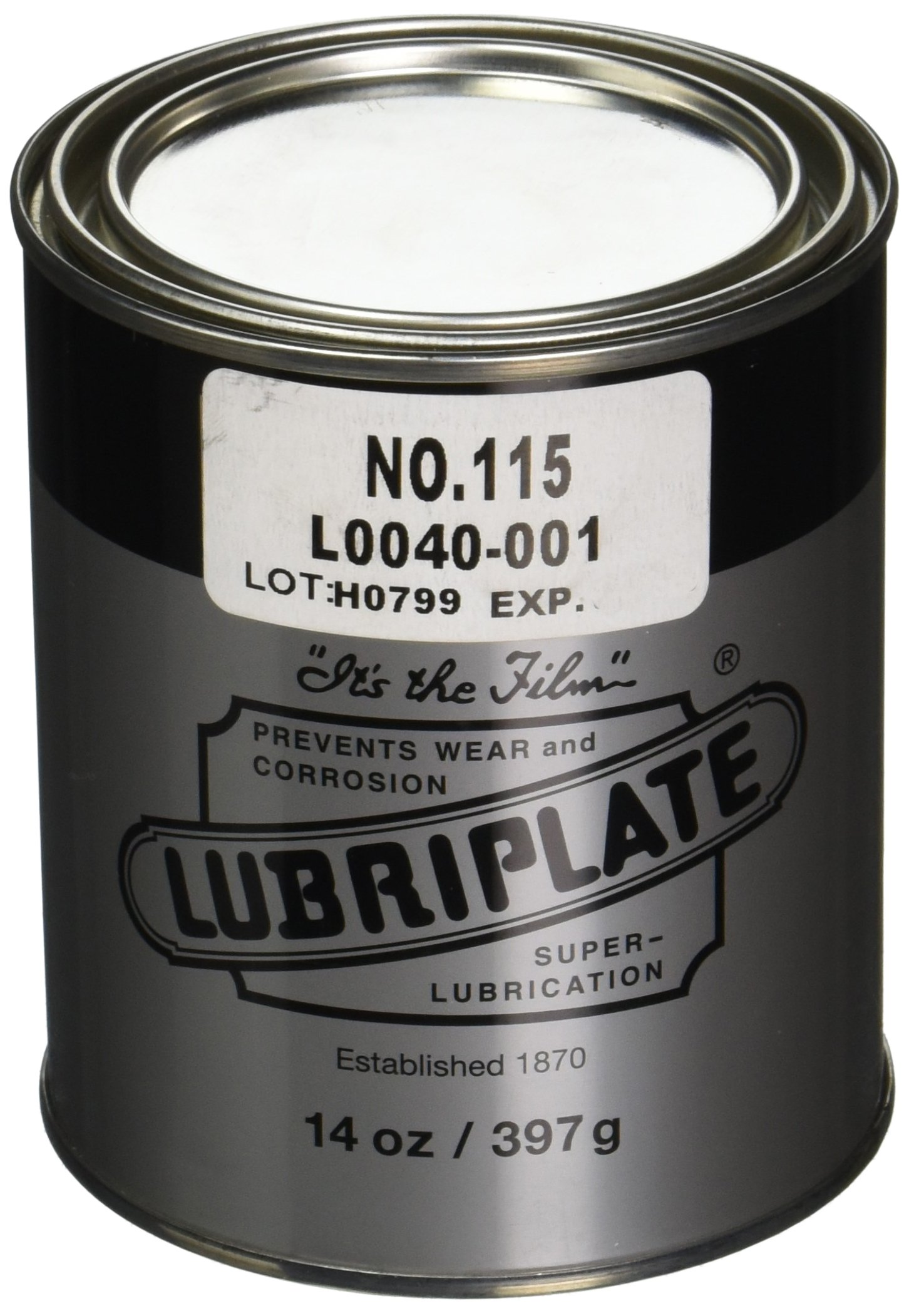 Lubriplate 293-L0040-001 115 Grease, 14 oz by Lubriplate