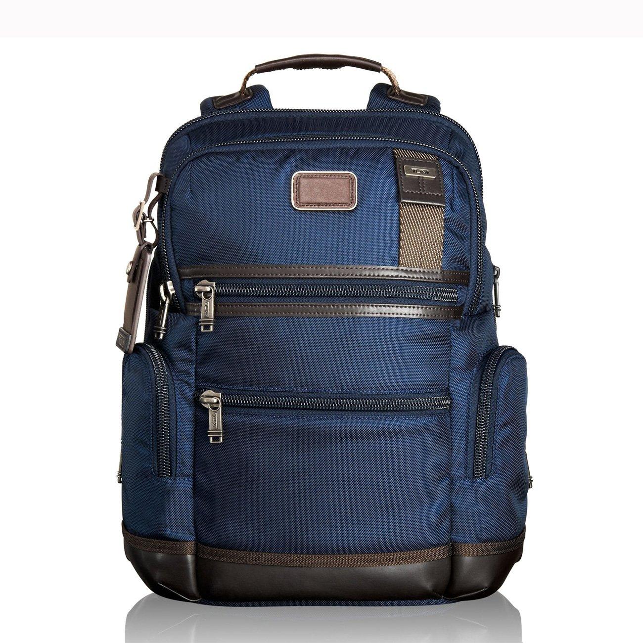 [トゥミ] TUMI 222681 ALPHA BRAVO 「ノックス」 メンズ カジュアル バックパック ビジネス 旅行 通勤通学 / KNOX BACKPACK [並行輸入品] B011AOIKRY ブルー ブルー