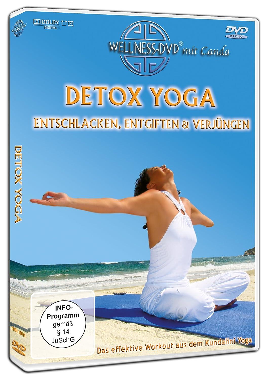 Detox Yoga: entschlacken, entgiften & verjüngen Alemania DVD ...