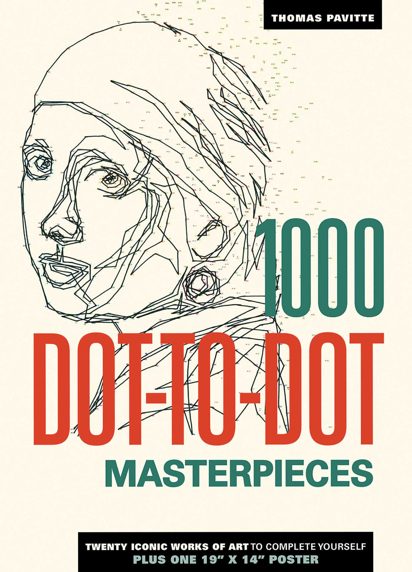 Download 1000 Dot-to-Dot: Masterpieces pdf