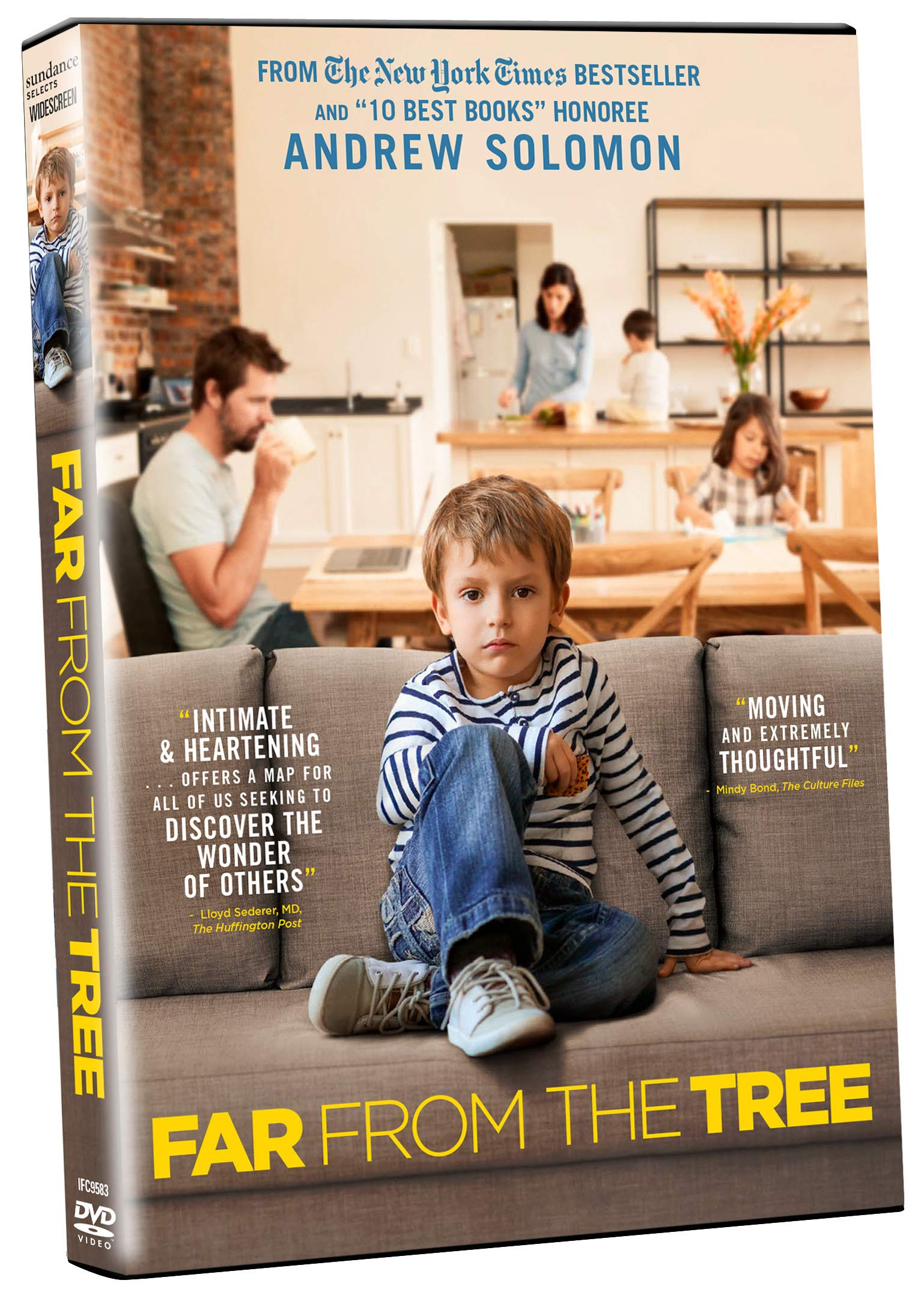 DVD : Far From The Tree (DVD)