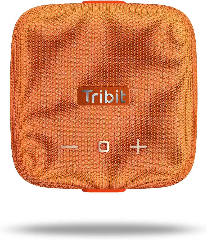 Amazon.com: Tribit StormBox Micro Bluetooth Speaker, IP67 Waterproof &  Dustproof Portable Outdoor Speaker, Bike Speakers with Loud Sound, Advanced  TI Amplifier, Built-in XBass, 100ft Bluetooth Range, Orange: Home Audio &  Theater