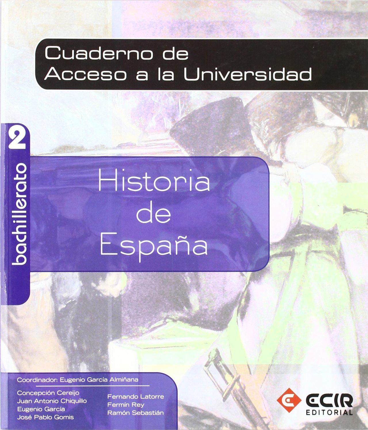 Cuaderno Selectividad Historia de España 2º Bachillerato 2009 ...
