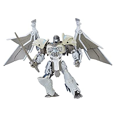 Transformers MV5 Deluxe The Last Knight Steelbane: Toys & Games