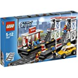 lego city 8404 stazione bus giochi e giocattoli. Black Bedroom Furniture Sets. Home Design Ideas