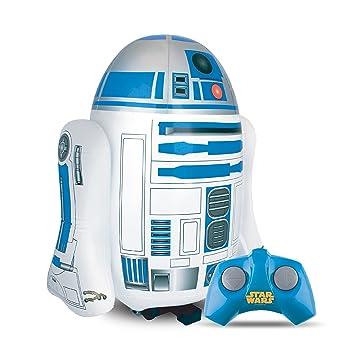 Star Wars Bladez Droide R2-D2 Hinchable RC con Sonido