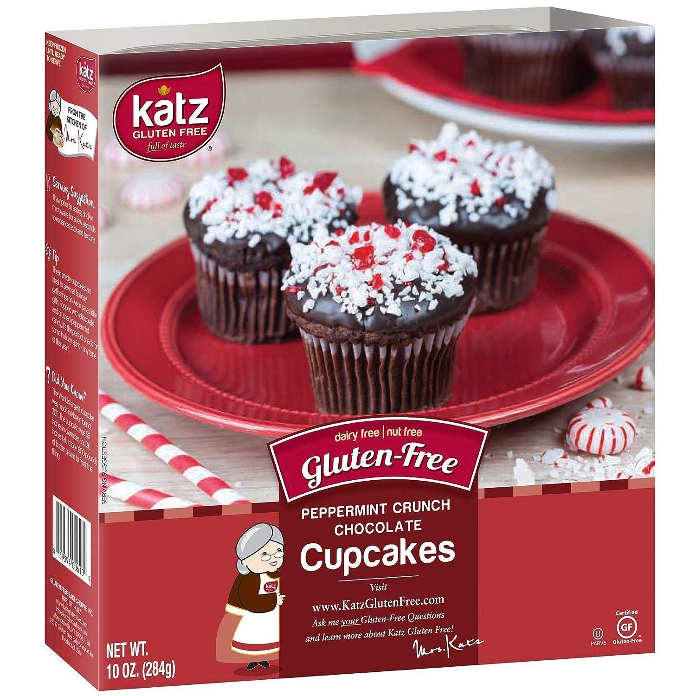 Katz - Molde para magdalenas sin gluten: Amazon.com: Grocery ...
