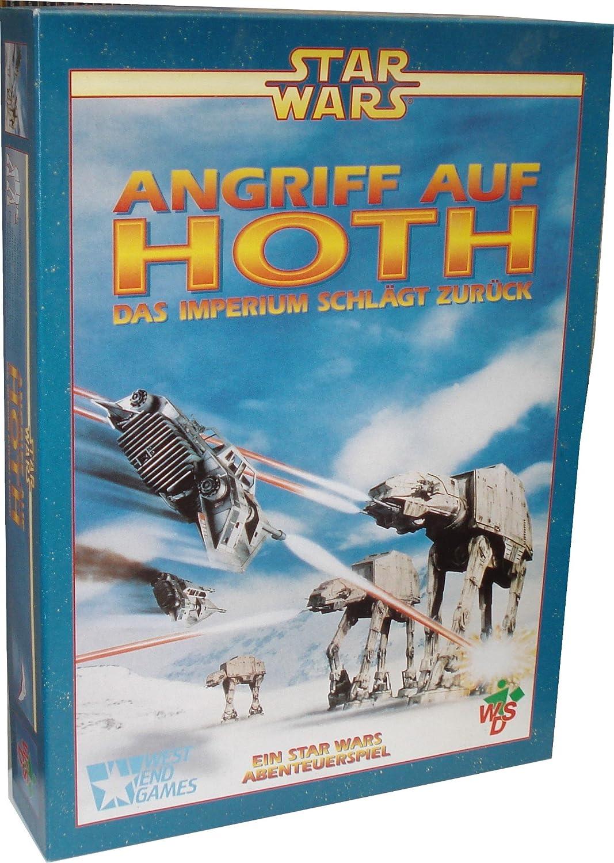 Star Wars Angriff auf Hoth