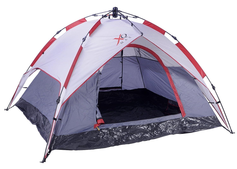 XQmax Unisex-Erwachsene Zelt Waterproof Tent, Standard