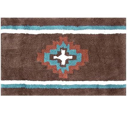 Amazoncom Veratex Pueblo Collection Modern Contemporary Patterned