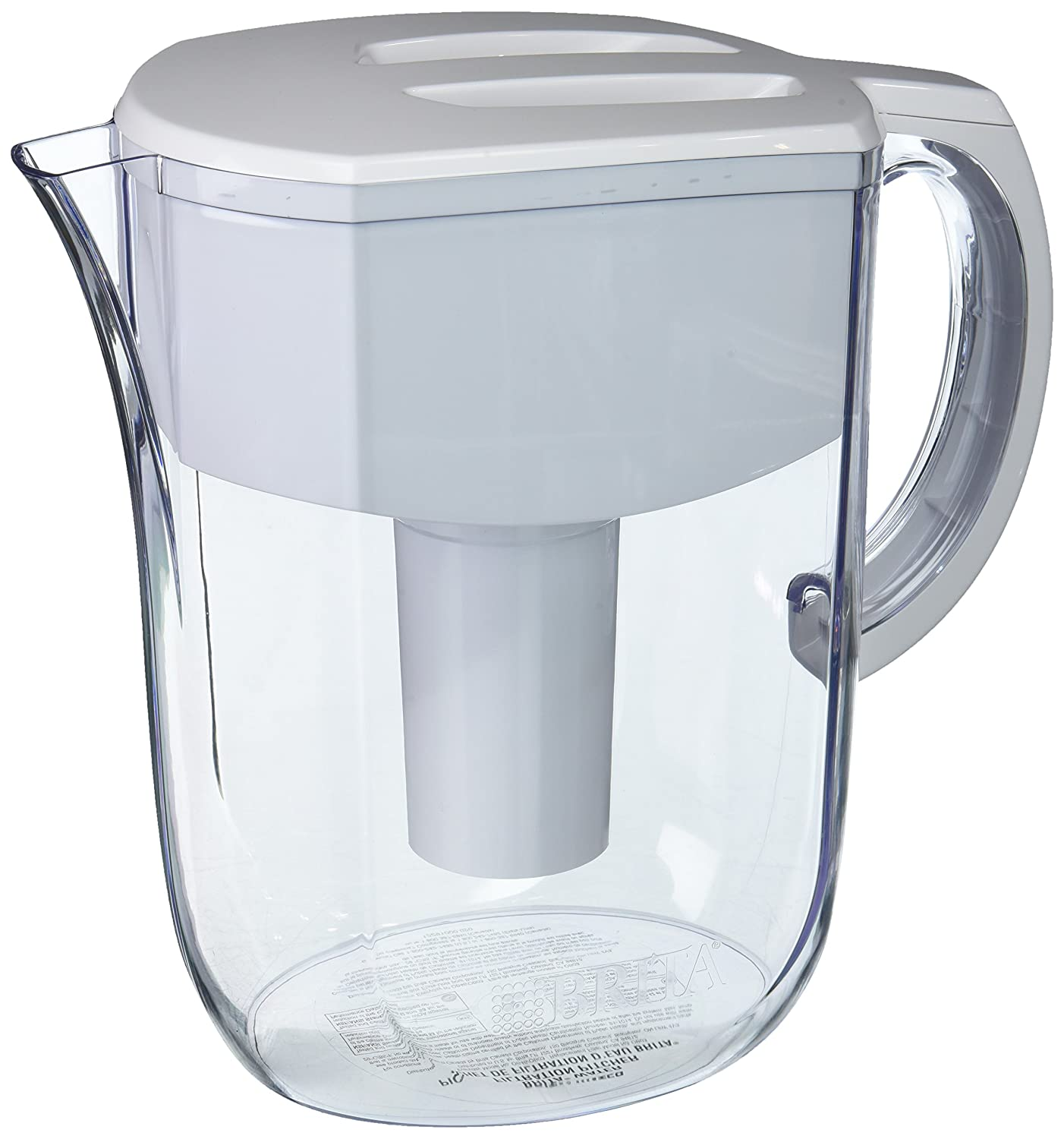 How to take apart a Brita Water Filter Pitcher for cleaning – Adam s