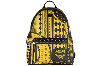 MCM sac à dos homme stark noir  Amazon.fr  Chaussures et Sacs 6d78ad3fec23