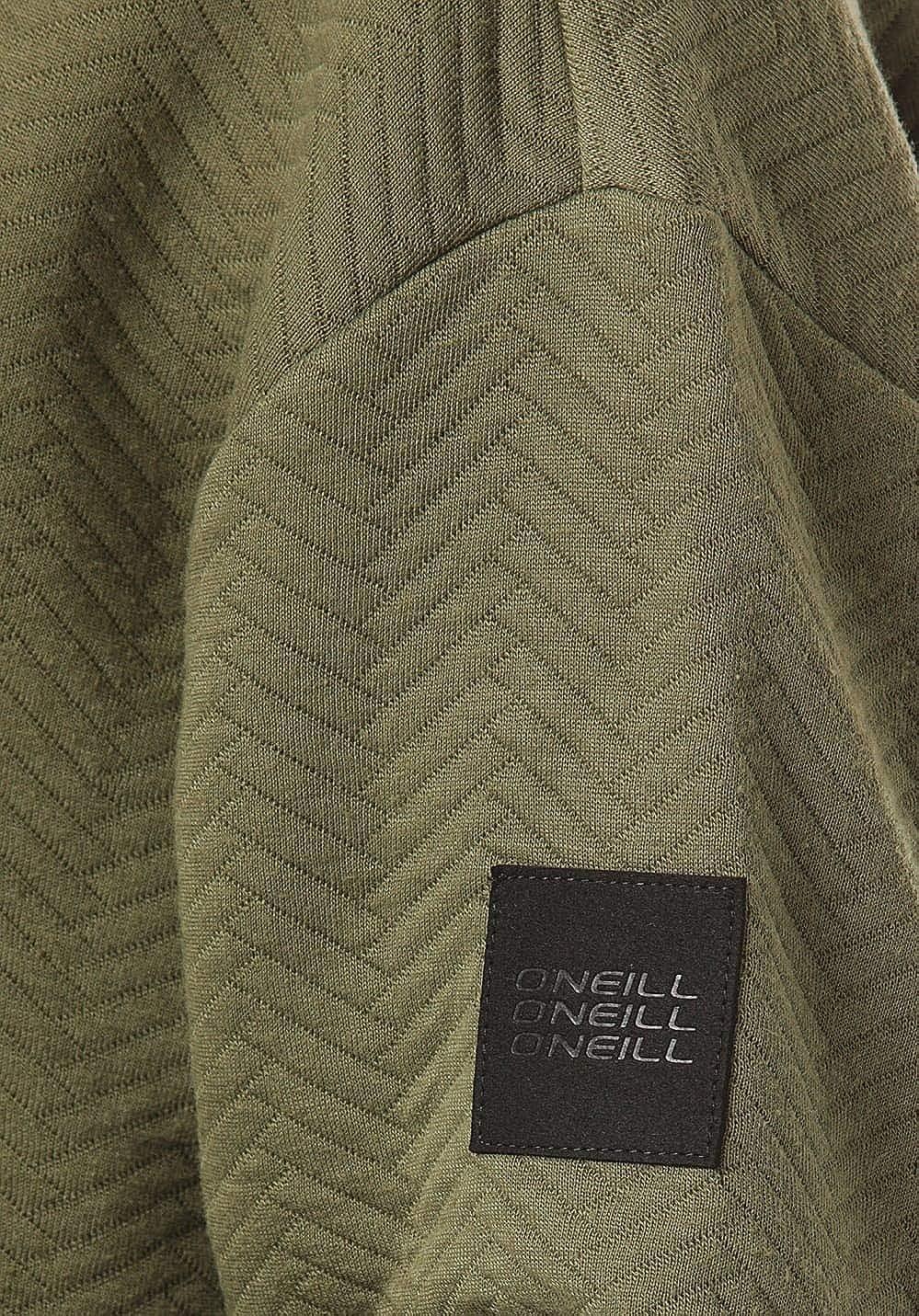 O'Neill Aralia Quilted Pullover Damen Winter Moss