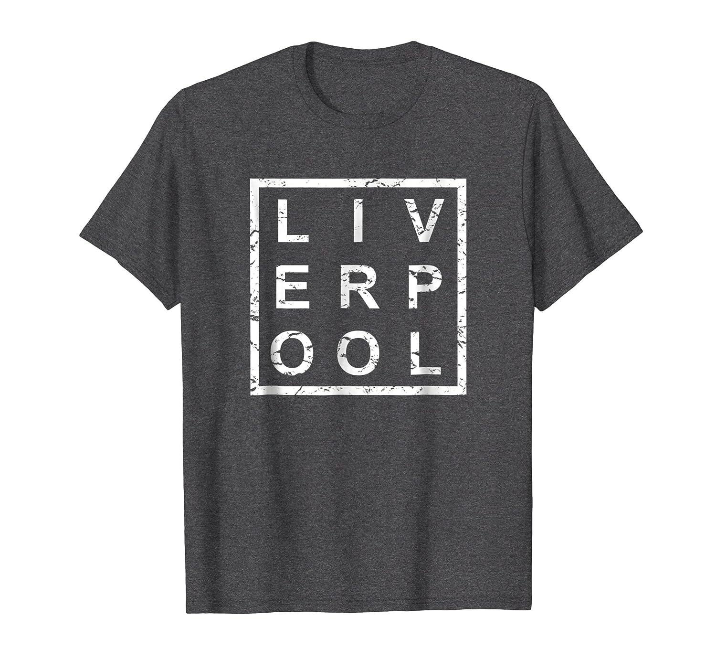 Stylish Liverpool T-Shirt-fa