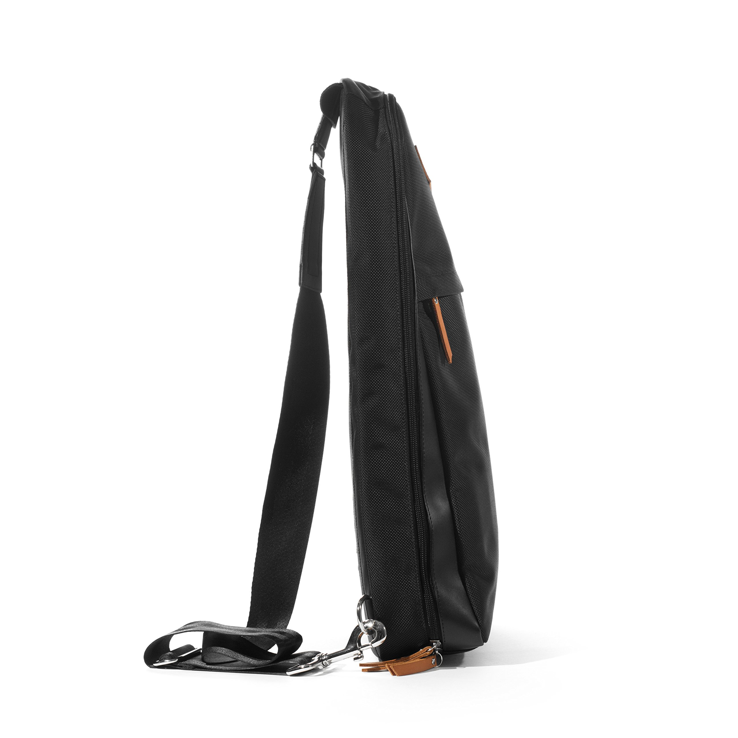 M(sqd) Roundsman Chef Knife Bag, Holds 17 Knives and Utensils with 3 Pockets for Tablet and Notebook by M(sqd) (Image #2)