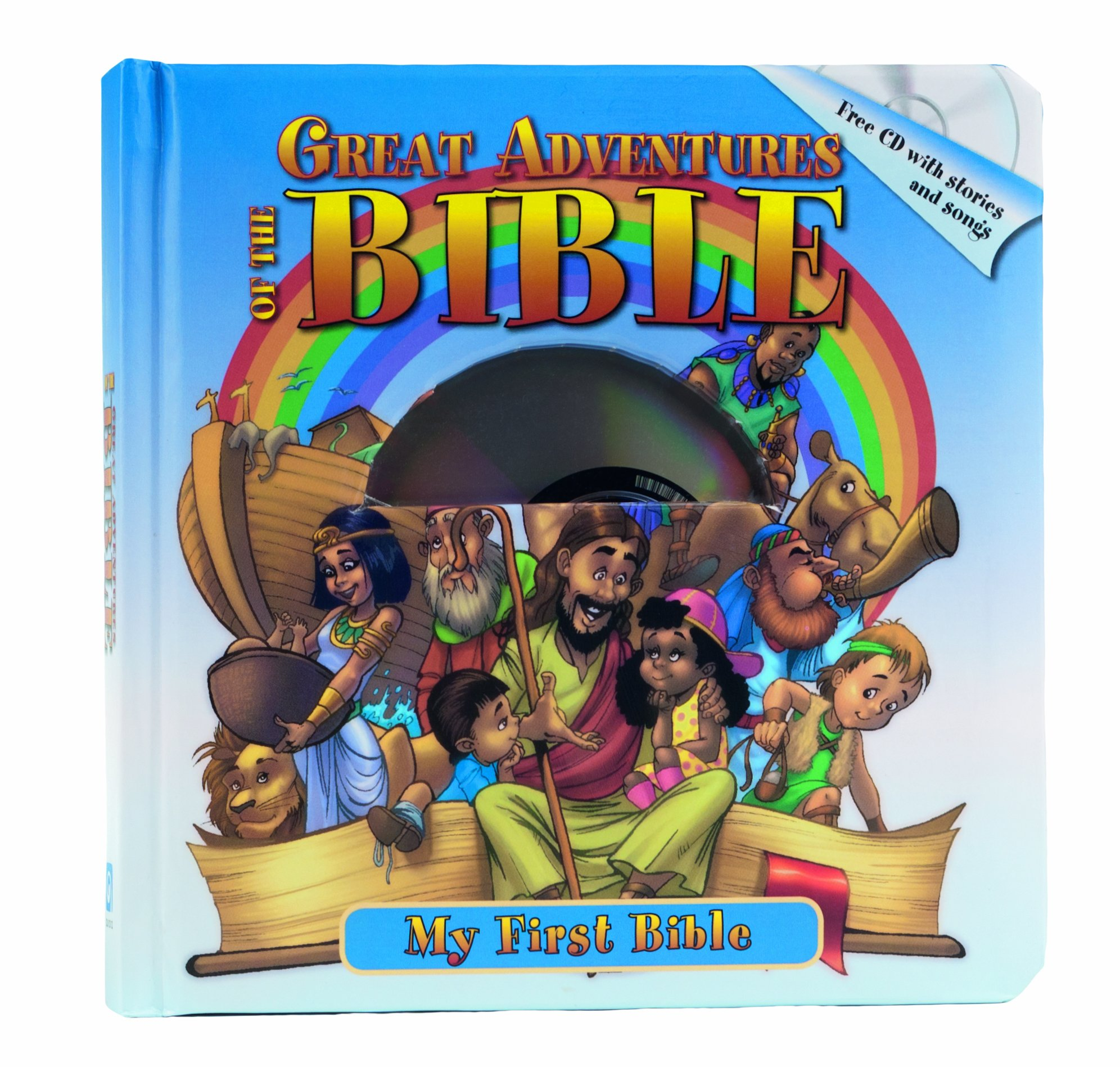 Great Adventures of the Bible (Book & CD) pdf