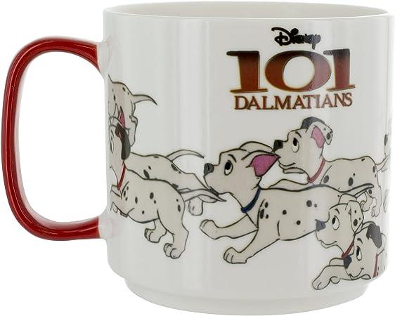 Taza Termocolora Disney 101 Dalmatas