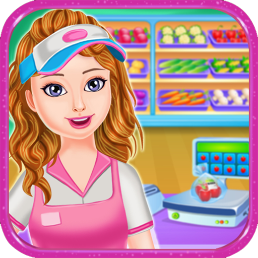 - Supermarket Games for Girls