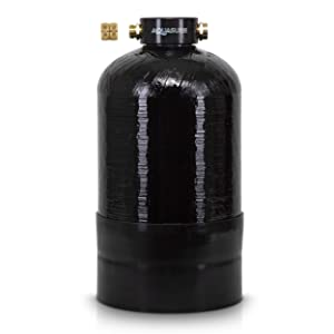 "Portable Water Softener Pro 16,000 Grain Premium Grade RV, Trailers, Boats, Mobile Car Washing, High Flow 3/4"" GH Ports"