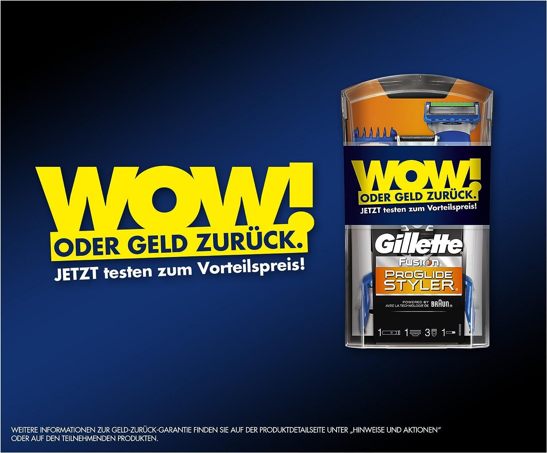 Gillette Fusion ProGlide Power Styler 3 en 1 afeitadora con pilas ...