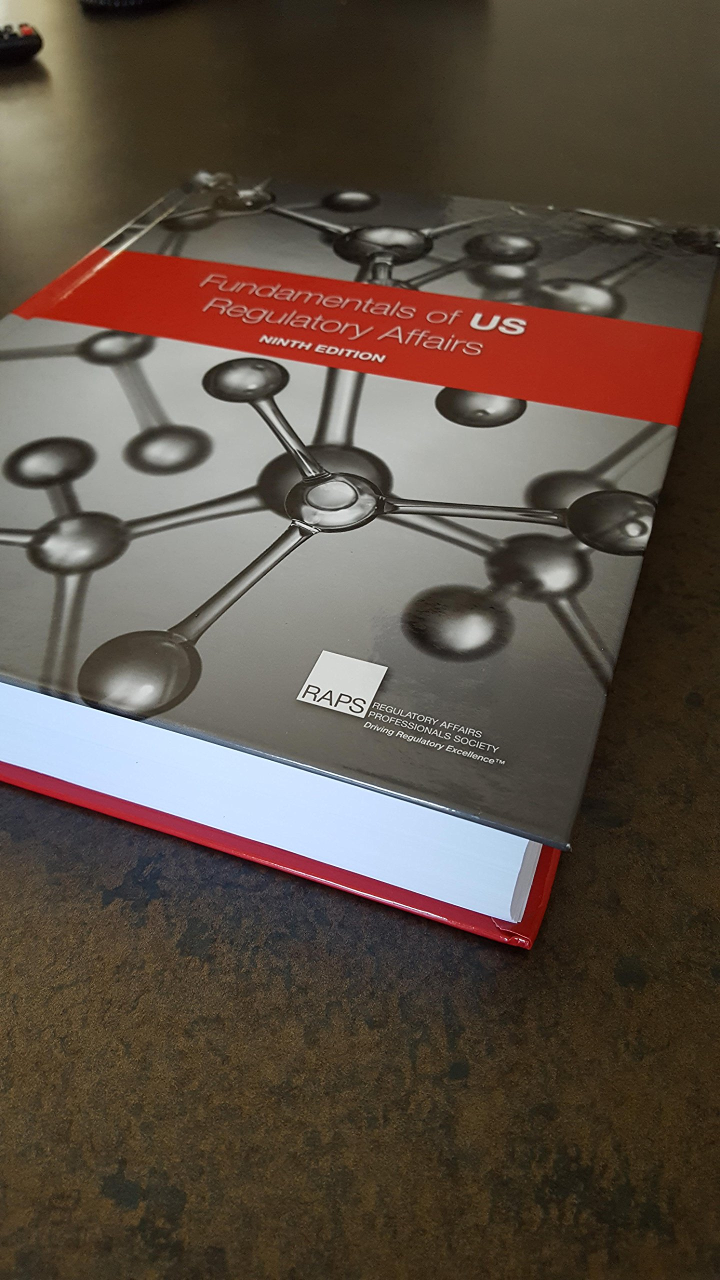 Fundamentals of US Regulatory Affairs Ninth edition: RAPS, Pamela A. Jones:  9780967311586: Amazon.com: Books
