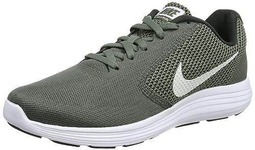 Zapatos blancos Nike Revolution para hombre n9AwKB