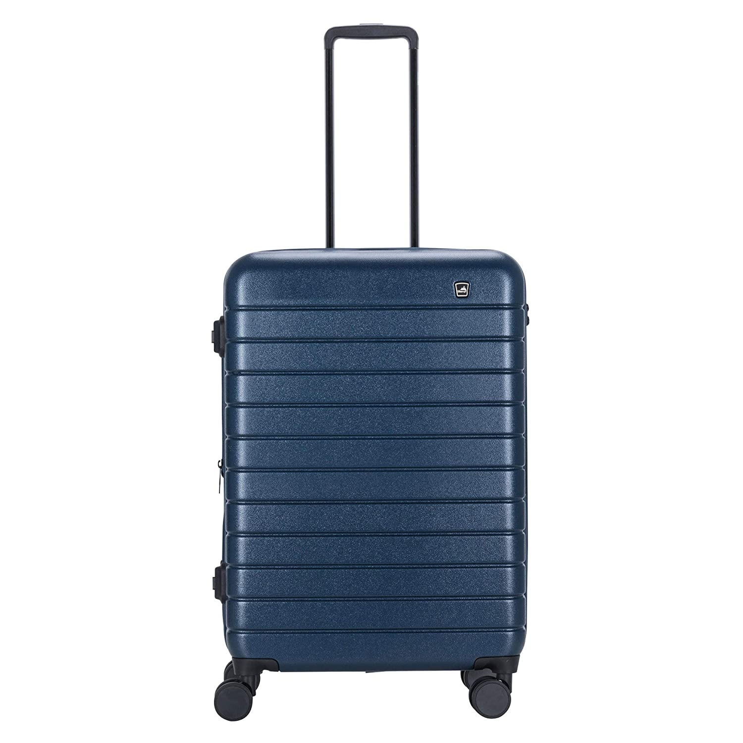 Sherrpa Destiny Luggage Hardside Lightweight Expandable Suitcase Spinner Carry on 20in 25in 29in L 29inch , Navy