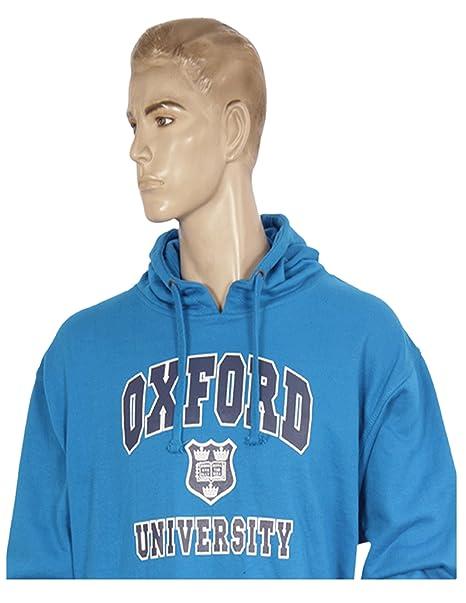 Oxford University - Sudadera con Capucha - para Hombre: Amazon.es: Ropa y accesorios