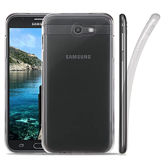 low priced c796d 74951 Amazon.com: Galaxy J7 Sky Pro Case, PimpCase Crystal Clear Ultra ...