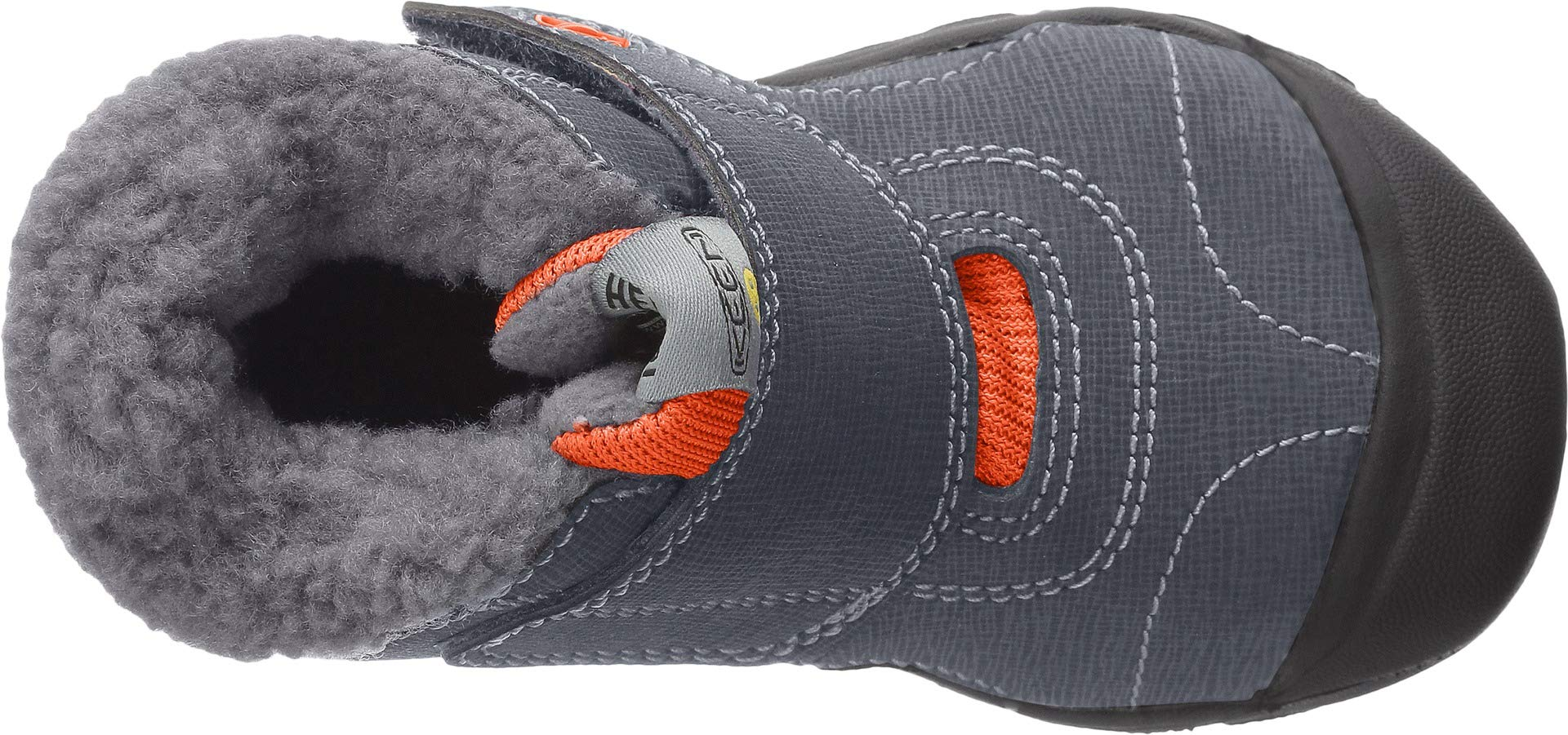KEEN Kootenay Waterproof Winter Boot (Toddler), Magnet/Koi, 6 M US Toddler by KEEN (Image #2)