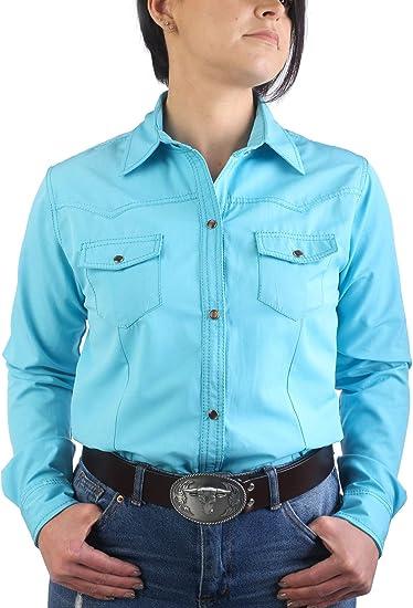 Last Rebels - Camiseta para mujer, color turquesa turquesa ...