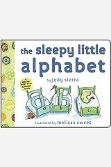 The Sleepy Little Alphabet: A Bedtime Story from Alphabet Town Board book