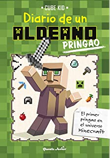 Minecraft. Diario de un aldeano ultrapringao: Amazon.es ...