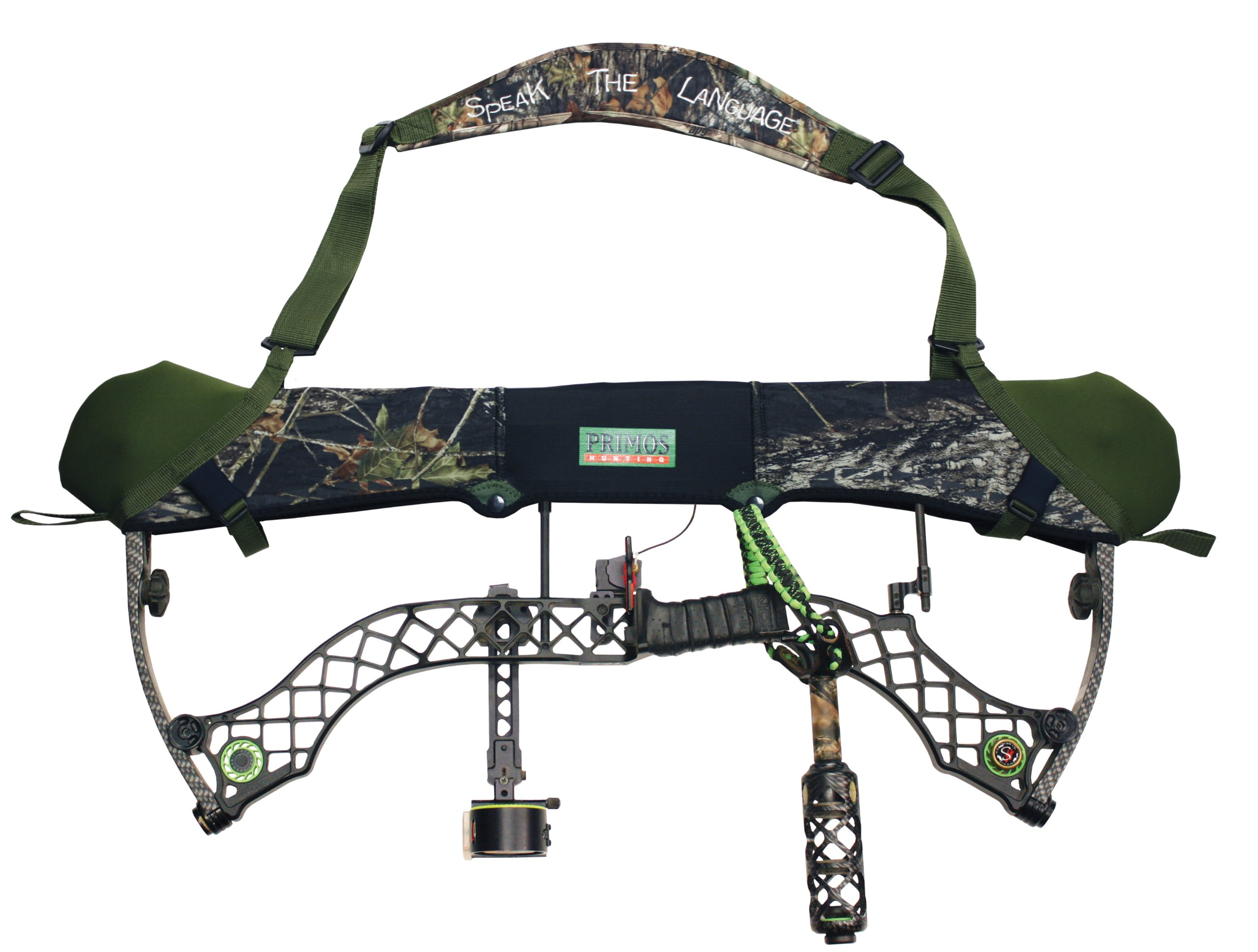 Primos Neoprene Bow Sling, Mossy Oak New Break-Up Camo