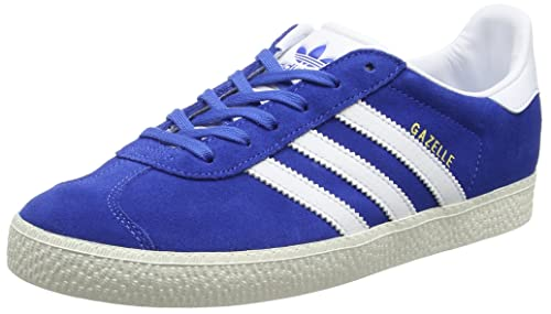 new product a7a63 336a9 adidas Gazelle, Zapatillas Unisex Niños Amazon.es Zapatos y complementos