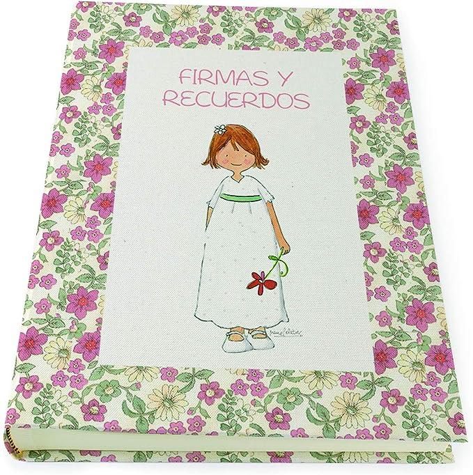 Libros de Firmas Comunión Para Niños y Niñas   Álbum para